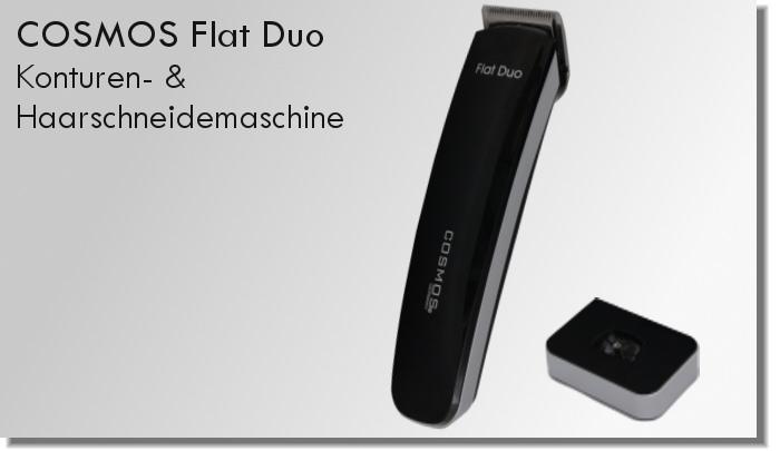 Flat Duo Konturen- & Haarschneidemaschine
