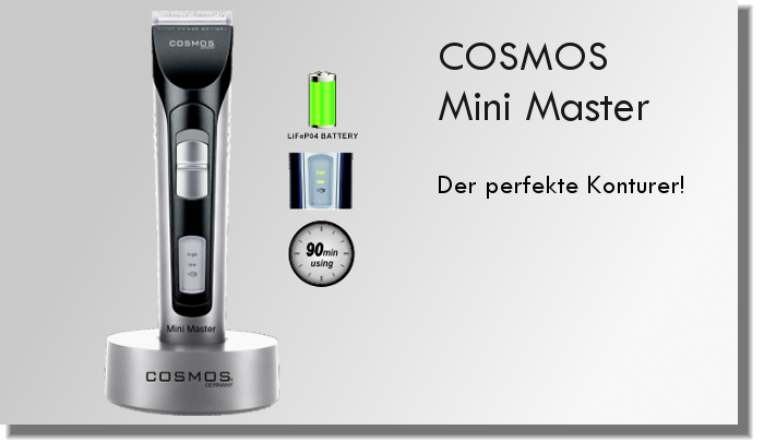 COSMOS Mini Master Konturenschneider