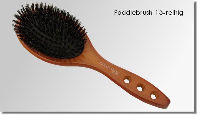 Roundstyler antistatic - Paddlebrush 13-reihig