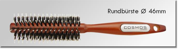 Styling Brush White Pins antistatic - Rundbürste Ø 46mm