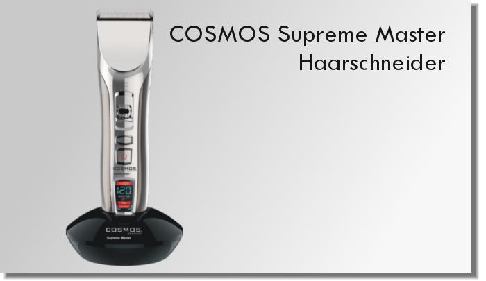 COSMOS Supreme Master Haarschneider